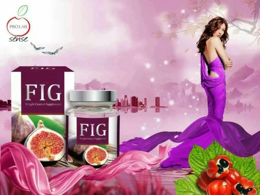 FIG Weight Control Supplement 草本纤维瘦..