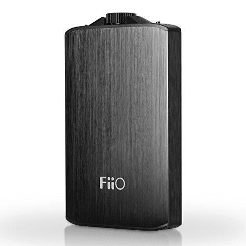 FiiO A3 (E11K) Portable Amplifier (Black)