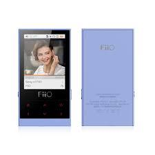 FiiO M3 Portable Music Player (Blue)