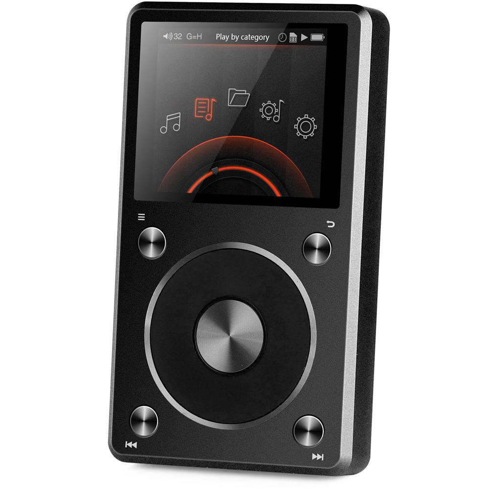 FiiO X5 2nd Generation/X5ii (Black)
