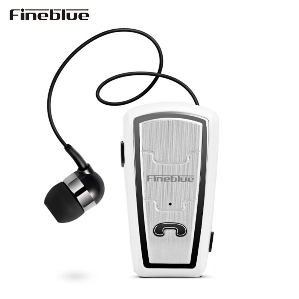 FINEBLUE FQ208 BLUETOOTH 4.0 EARBUD CAR BUSINESS EARPHONE