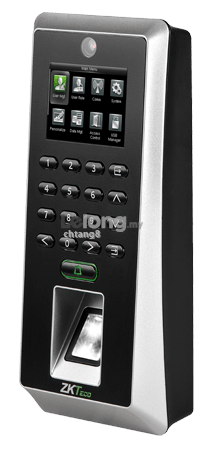 Fingerprint door access attendance in out F21 + FR1200 CheckTime
