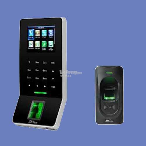 Fingerprint Door Access Time Attendance in out F22 WIFI + FR1200 Read & Fingerprint Door Access Time Attendan (end 2/3/2019 2:15 PM)