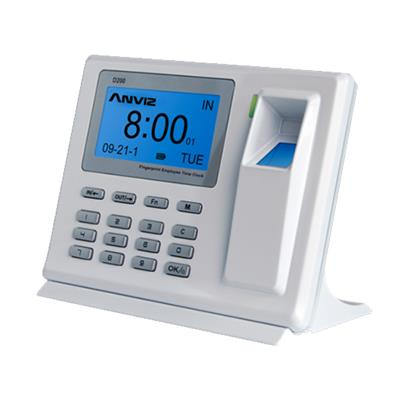 Fingerprint Standalone Time Attendance Device - ANVIZ D200