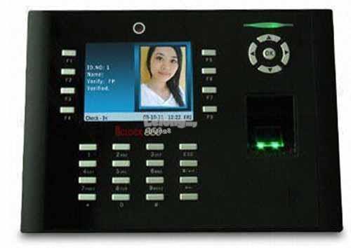Fingerprint Time Attendance with photo iClock660 Checktime SA