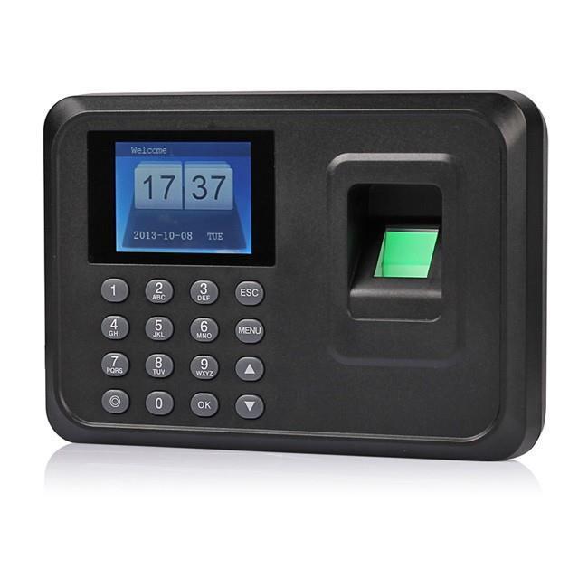 fingerprint based attendance