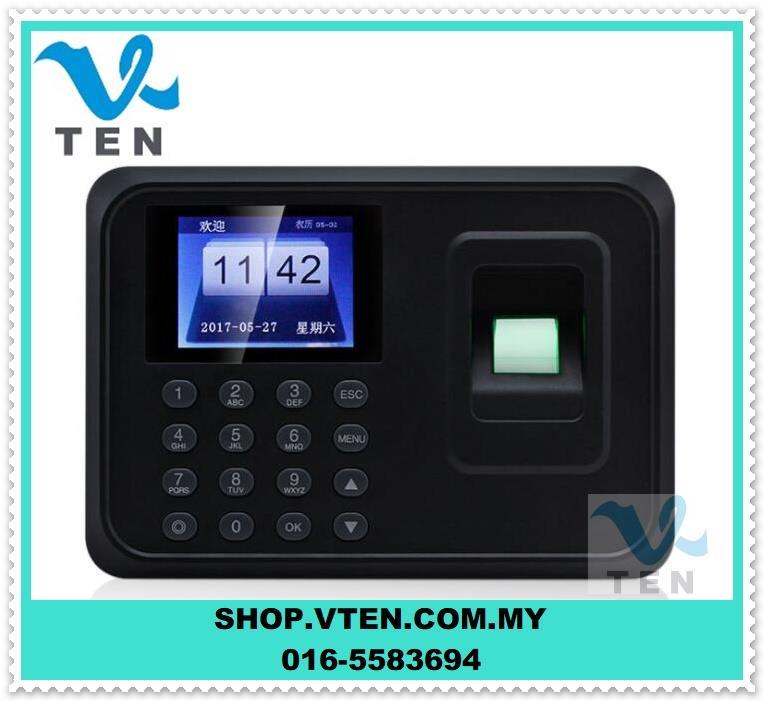 Fingerprint Time Attendance System Digital Electronic Reader Machine