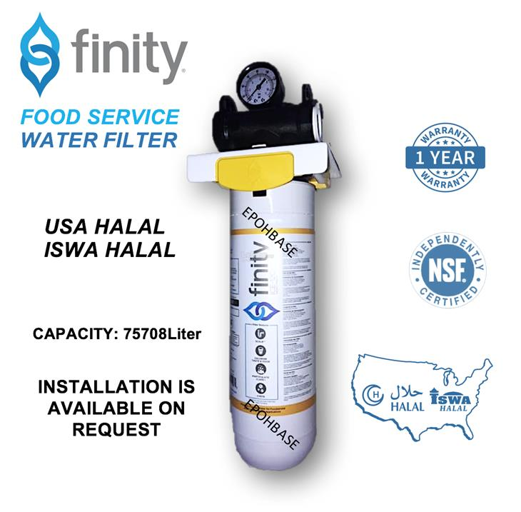 Finity Water Food Service Solution MOD1-ICE-12C Water Filtration Water