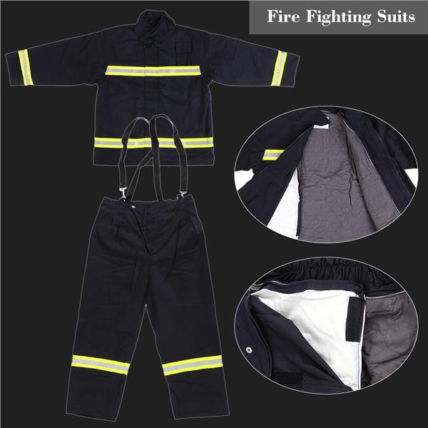 d3e5a3746c8 Fire Resistant Clothes Waterproof Heatproof Fire Fighting Equipment. ‹ ›