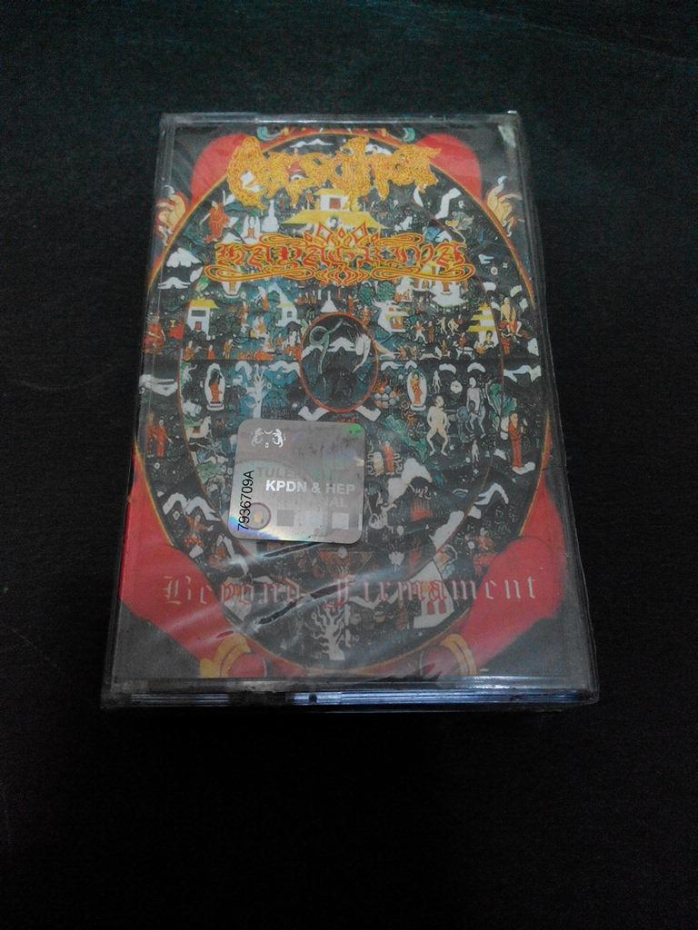 BEYOND-FIRMAMENT - AS SAHAR HAYAGRIVA CASSETTE KASET