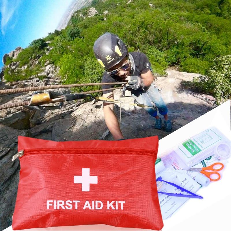 First Aid Kit For Travel Car Emergency Sports Survival Hiking