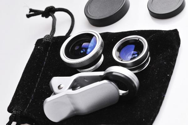 Fish Eye Lens/ Wide Camera Lens for Samsung/ iPhone/ Xiaomi/Oppo