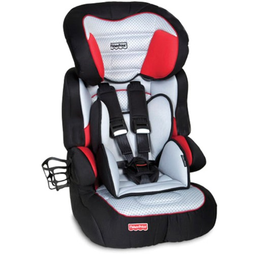 Fisher Price Cronos 3 In 1 Booster Car Seat