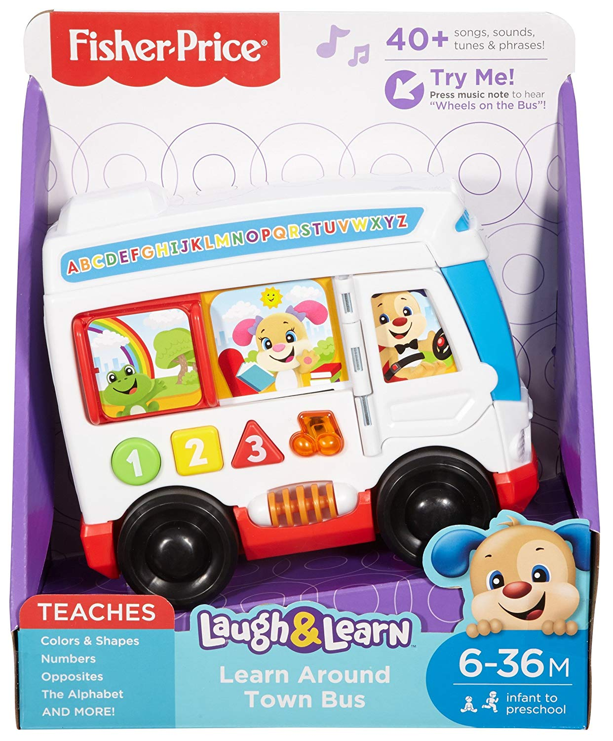 Fisher-Price Laugh & Learn Learn Ar (end 1/28/2021 12:00 AM)