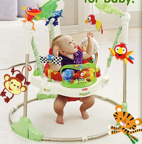 512fab1c5b71 Fisher Price Rainforest Jumperoo B (end 10 17 2018 10 15 AM)