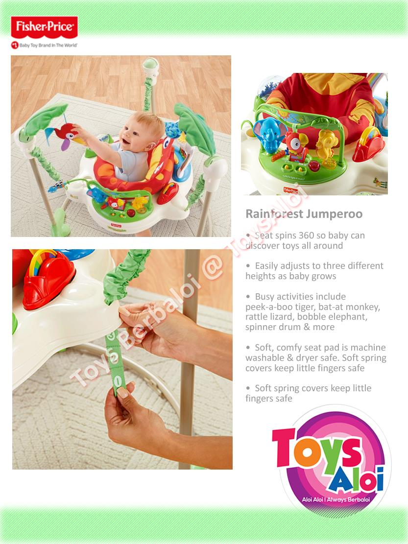 c4d5459bd Fisher Price Rainforest Jumperoo (end 11 25 2017 12 47 AM)