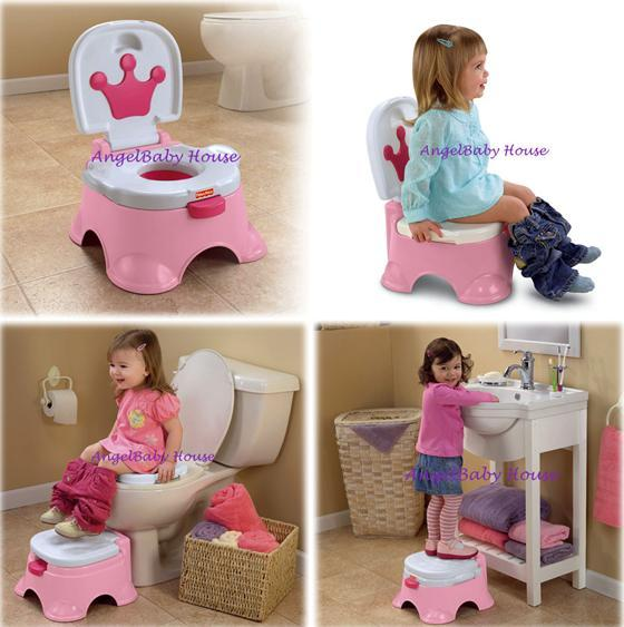 FISHER PRICE Royal Stepstool Potty with music PINK & FISHER PRICE Royal Stepstool Potty (end 10/30/2017 1:15 AM) islam-shia.org