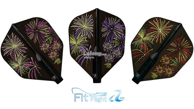 Fit Flight AIR x Juggler Queen Firework Shape