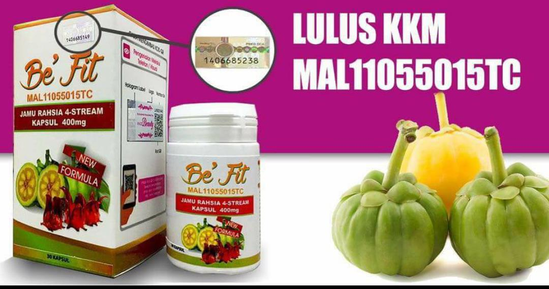 BE FIT KKM