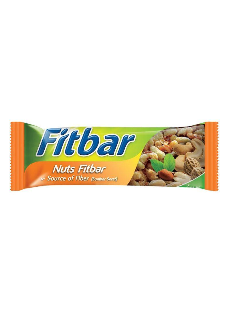 Fitbar (5x25g) (Nuts Fitbar , Fruits Fitbar )
