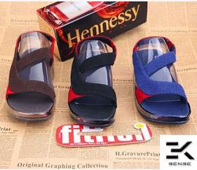 a35dd316758e Fitflop 2 Mixed Color Slimming Sanda (end 4 5 2020 11 15 PM)