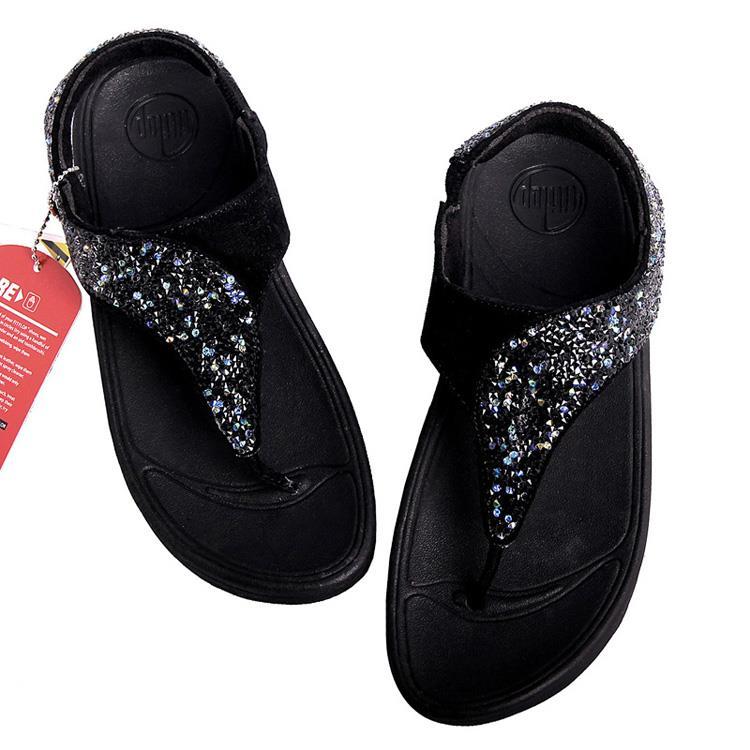 d5bd710f9f2d8 Fitflop Rock Chic Slide Sandal Shoe (end 5 16 2020 12 15 PM)