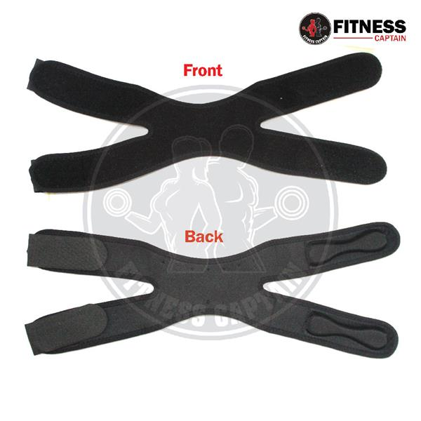 Fitness Captain Knee Support Guard Protector Breathable Strap