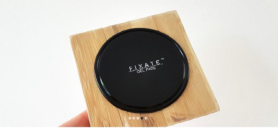 Fixate Gel Pads Reusable Super Sticky Gel Pad FREE SHIPPING!
