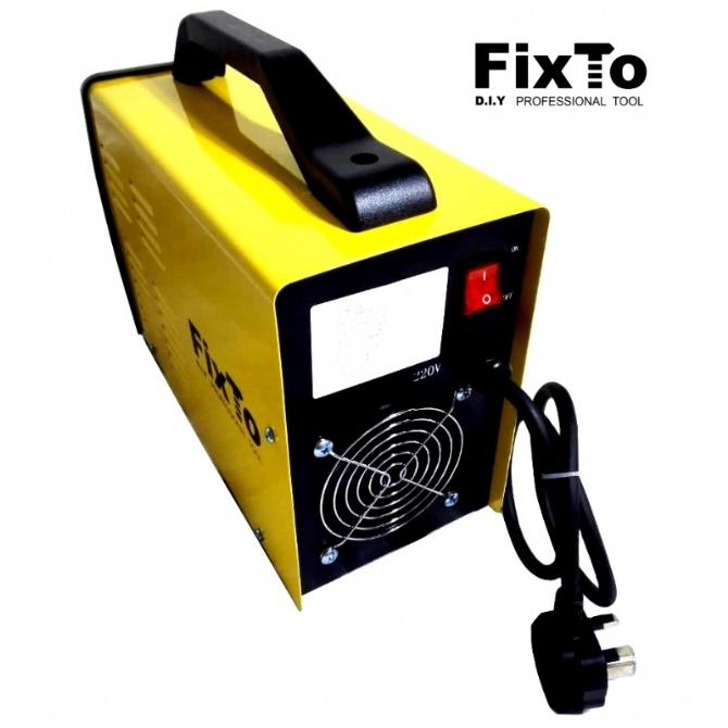 FixTo MMA-200 IGBT DC Inverter Welding Machine