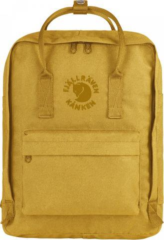 FJALLRAVEN RE-KANKEN BACKPACK - SUNFLOWER YELLOW