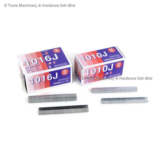 FK 1010J & 1016J (2 BOX) STAPLES for DBM 1022J STAPLER