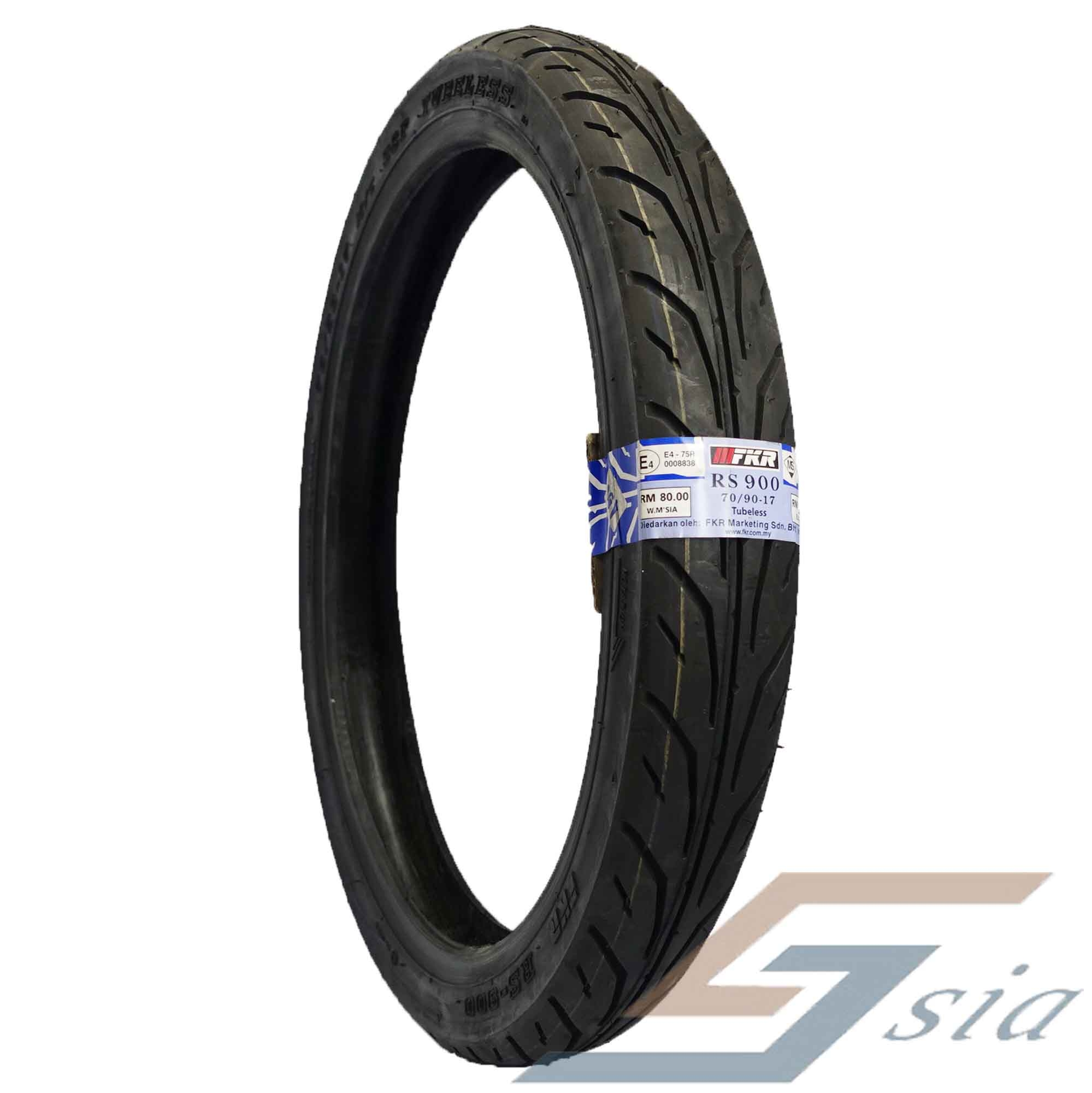 Tubeless Tyre Price Harga In Malaysia Lelong Zeneos Zn 75 90 80 14 Ban Motor Fkr Rs900 70 17 Motorcycle