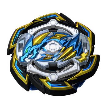 Flame Beyblade Rock Dragon Sting Charge Zan B-133