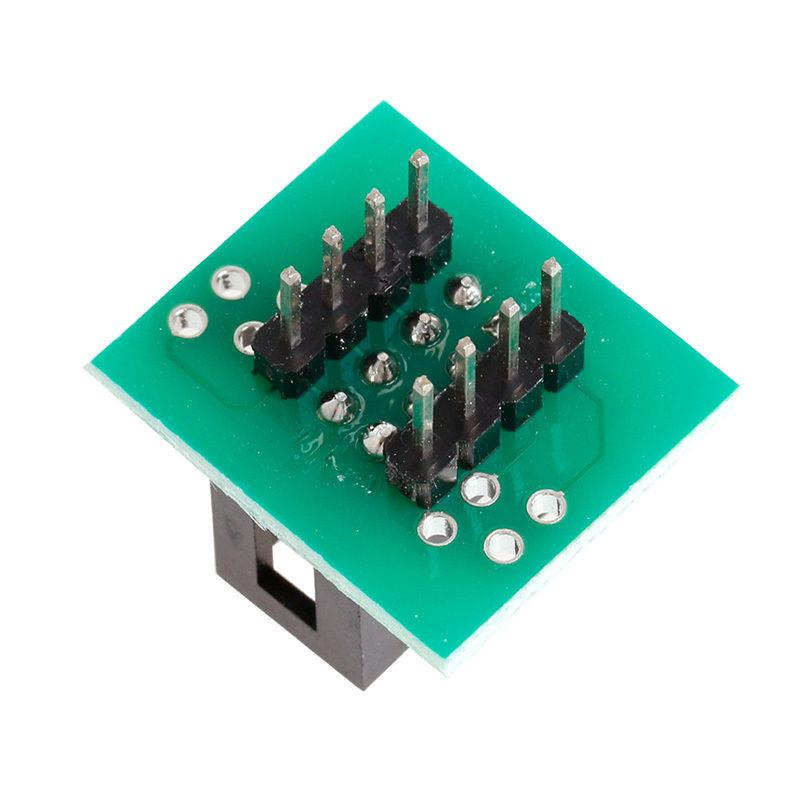 Flash Chip IC Test Clip SOIC8 SOP8 Socket Adapter for BIOS/24/25/93