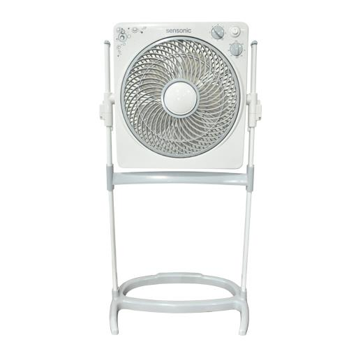 Flash Sales:: Sensonic 12 inch Box Fan with Timer BF-1200
