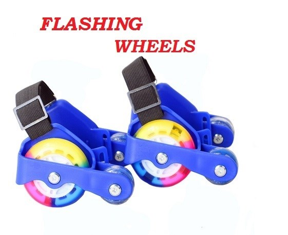 Flashing Wheels