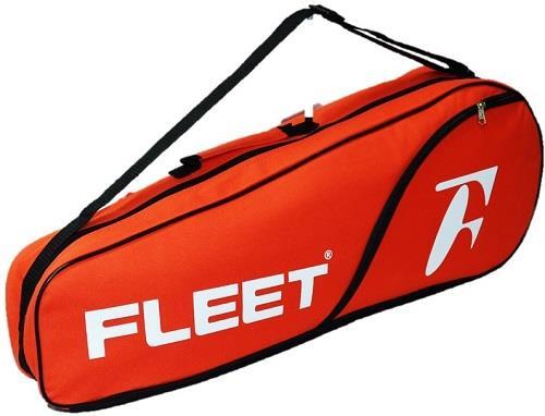 Fleet 2 Compartment Badminton Bag Ft011 1pcs Red