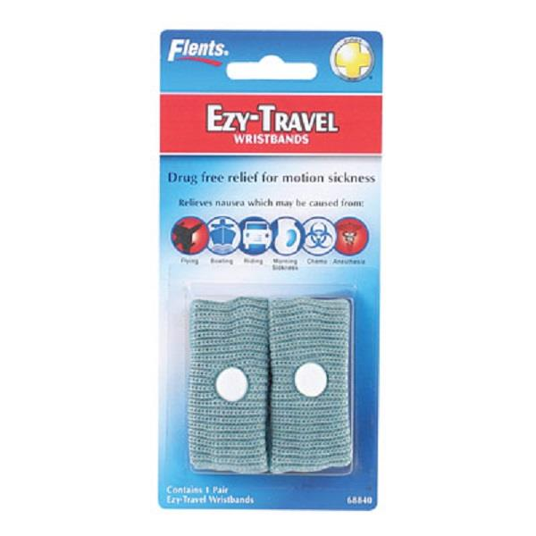 Flents Ezy-Travel Wristbands (1 pair)