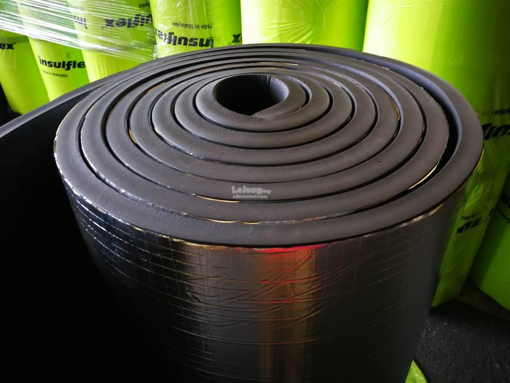 Flexible elastomeric foam insulation rubber closed cell supply