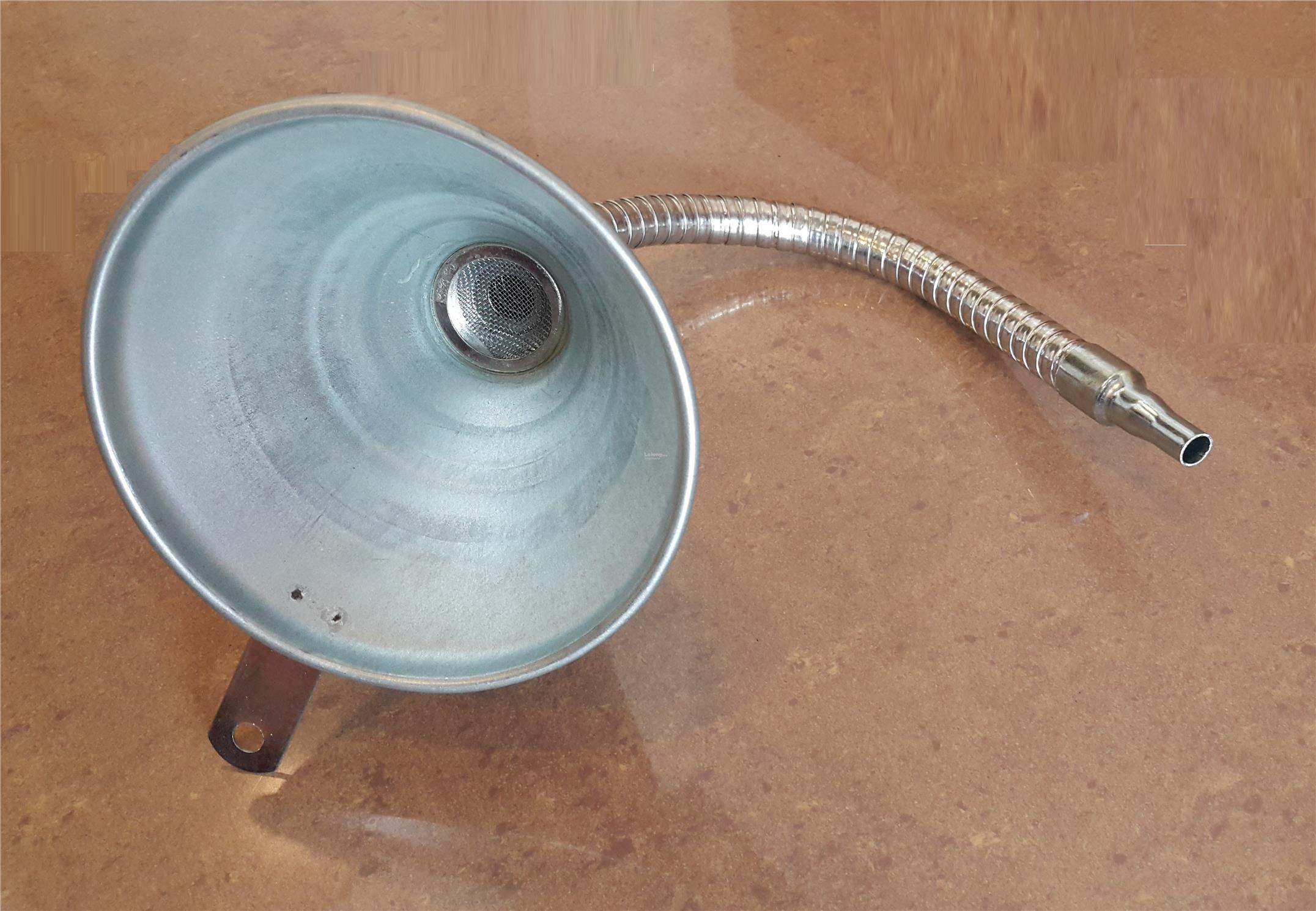 Flexible Metal Funnel 300mm ID008790