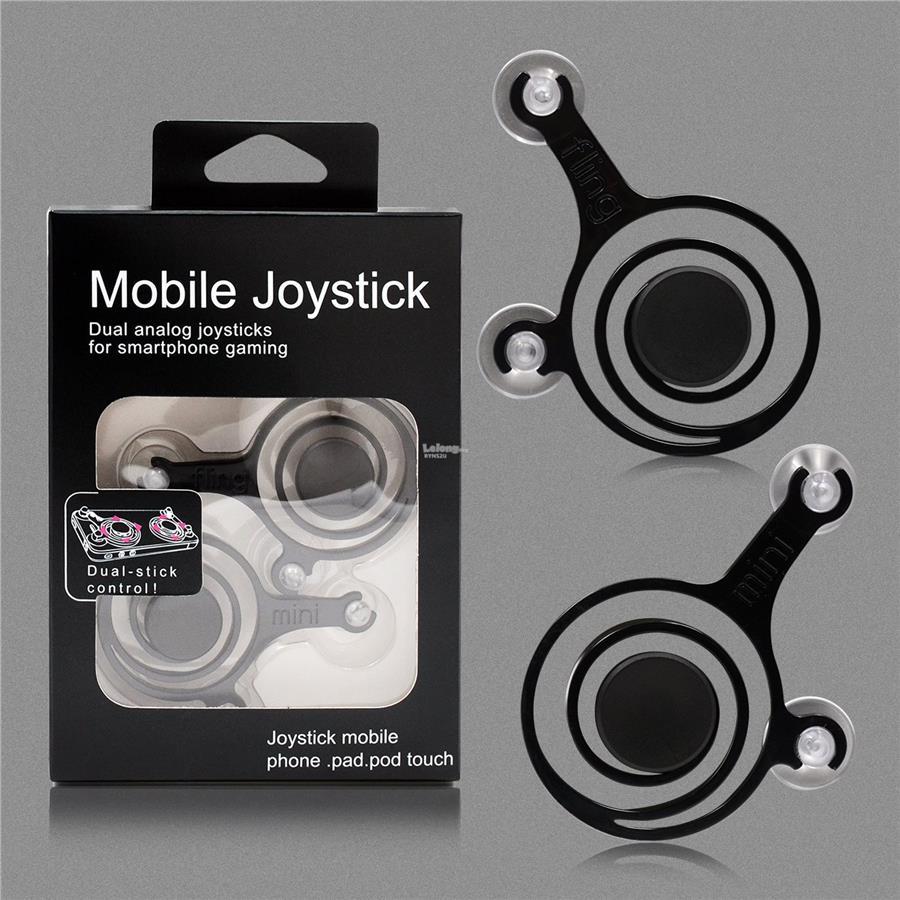 Fling Mini Mobile Gaming Joystick Mobile Joystick Game Controller