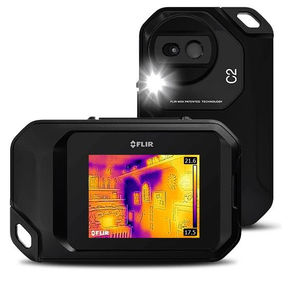 FLIR C2 Thermal Imaging Camera (WP-FLC2).