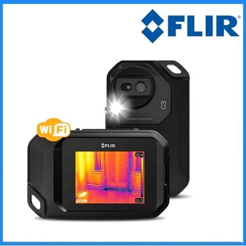 FLIR C3 Thermal Imaging Camera With WiFi (WP-FLC3).