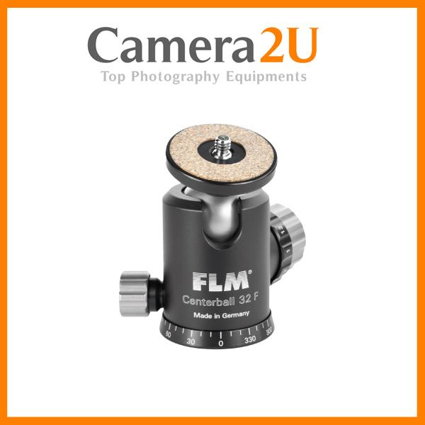 FLM CB-32F SIMPLE TRIPOD BALLHEAD WITH FRICTION (CB32FP)