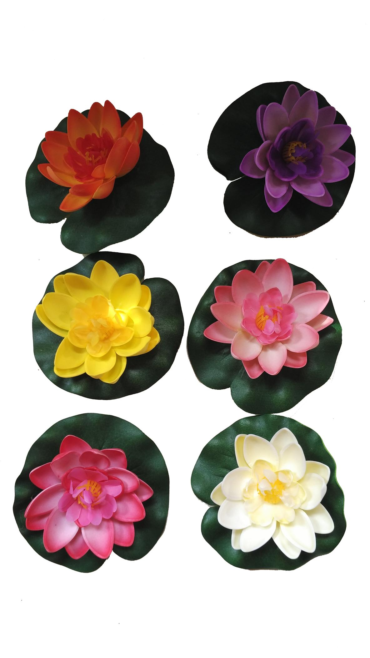 Floating Artificial Lotus Flower 6 End 1242019 815 Am