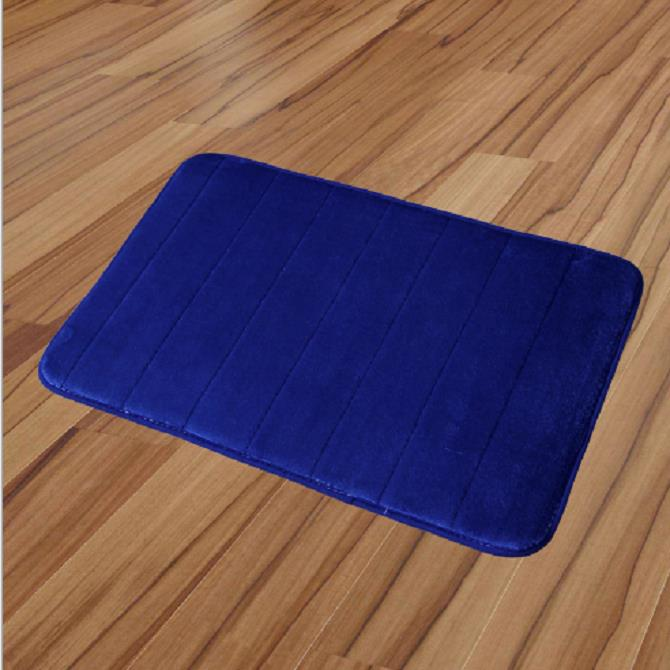Floor Bath Mats Safety Bathroom Toilet Floor Carpet Pad