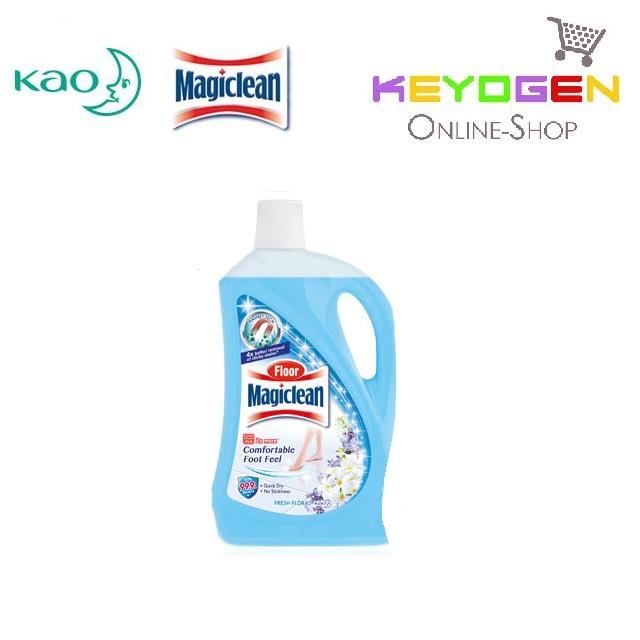 Floor Magiclean Cleaner Fresh Floral 2 Liters (1 Unit)