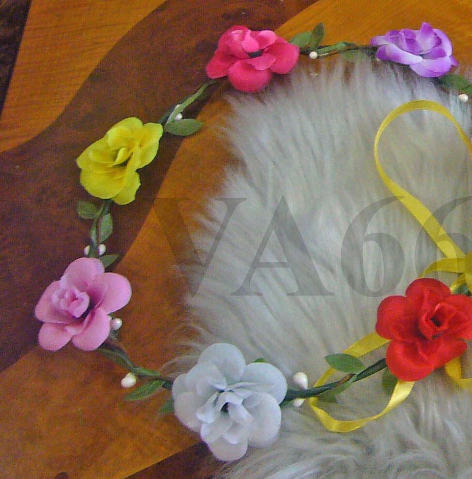 Flower girl hair wreath bridal flo end 8162018 1127 am izmirmasajfo