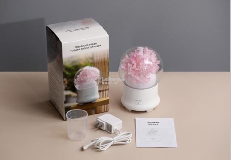 Flower Ultrasonic Aroma Diffuser