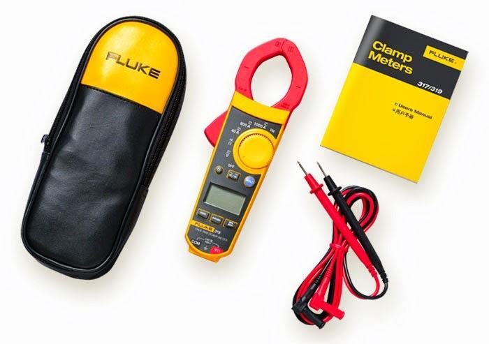 Fluke Meters Clamp On Sale : Fluke ac dc clamp meters end am